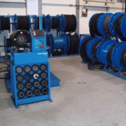 Hose Management and Chiksan